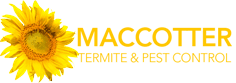 MacCotter Pest Control 1300 366 627 Logo